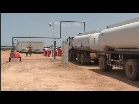 Ethiopia starts crude oil production in Somali Region