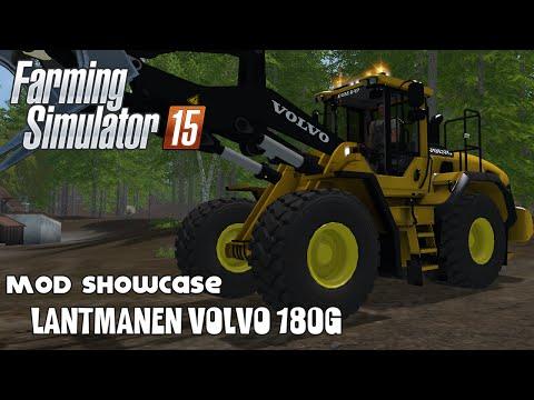 LantmanenFS Volvo 180G v1.0