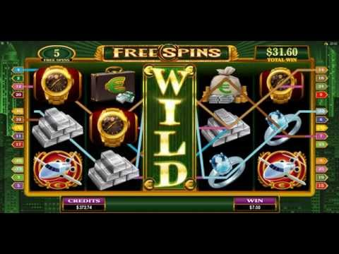 High Society Slot Bonus - Big Win Real Money online