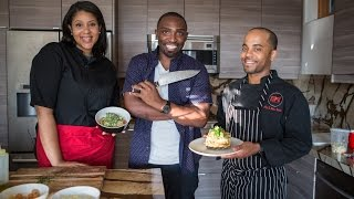 Ah, so this is what it feels like to have a celebrity chef at your convenience. We here at coiski were recently invited in the kitchen with well-known, LA-area chefs ...