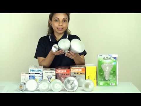 BulbAmerica.com Explains the Difference Between PAR, BR, ER and R bulbs