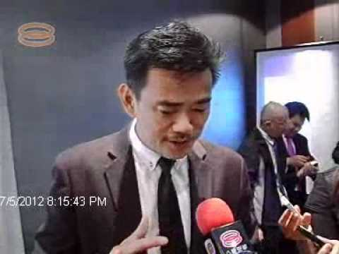 8TV Mandarin News - Swhengtee International Sdn Bhd