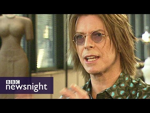 David Bowie nails internet prediction... in 1999