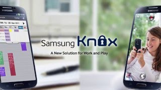 An Introduction to Samsung KNOX