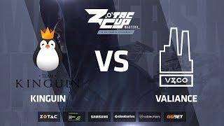 Kinguin vs Valiance, nuke, ZOTAC Cup Masters 2018 Europe Finals