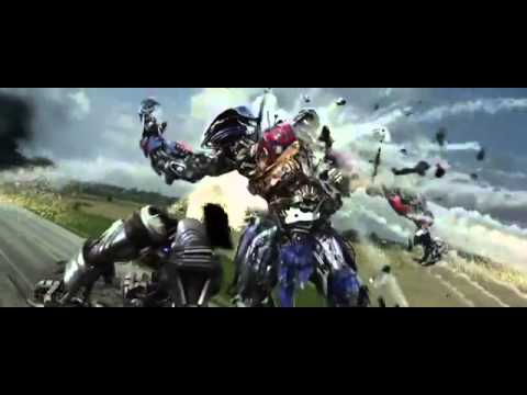 Transformers  Age of Extinction TV Spot   A New Era 2014  HD