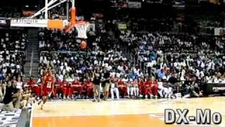 Avery Bradley (Dunk #4) - 2009 McDonald's High School All-American Dunk Contest