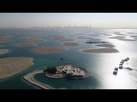 «Η καρδιά της Ευρώπης»: Ο νησιωτικός παράδεισος του Ντουμπάι…