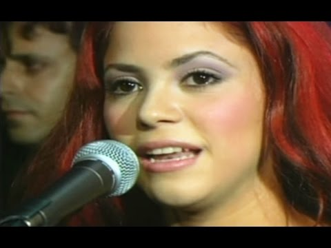 Shakira video Beneficio terremoto Armenia - 1999