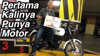 Video BALAP GOKART DAPET MOTOR GRATIS | VLOG #54 MP3, 3GP, MP4, WEBM, AVI, FLV November 2018