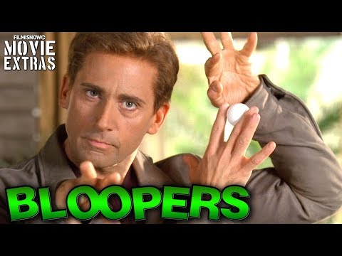 Steve Carell | Hilarious Funny Bloopers & Outtakes from Steve Carell Movies