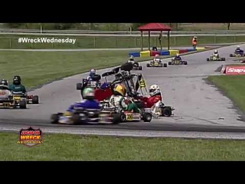 Auto Racing Crash Compilation - WW #20