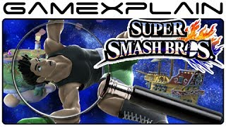 """GameXplain analysis on Little Mac's trailer pt. 2. Includes footage of the new """"infinite standard attack"""" system (i.e. they aren't infinite anymore)."""