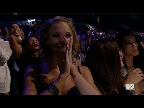 The Best Celebrity Audience Reactions at the MTV VMAs! | POPSUGAR News