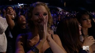 The Best Celebrity Audience Reactions At The MTV VMAs!   POPSUGAR News