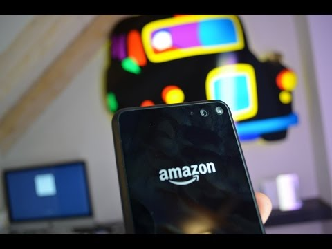 Amazon Fire Phone: la Recensione