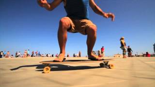 The Pintail 46 Longboard