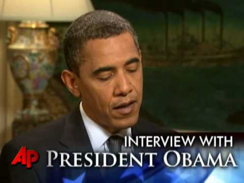 AP Interview: Obama on Iran's Nuclear Program