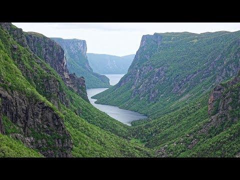 Gros Morne National Park, Newfoundland, Canada in 4K Ultra HD