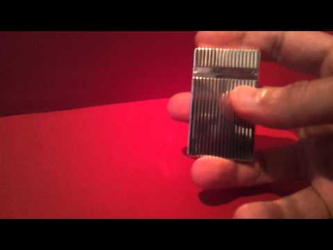 S. T. Dupont Ligne 2 16817 Ping Sound Test.mp4