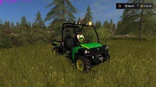 9. Farming Simulator 17 Gator HPX Diesel Mod