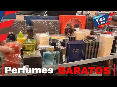 Perfumes Masculinos e Femininos BARATOS na Marshalls