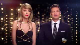 The Rumors Are True About Taylor Swift & Ryan Seacrest - NYRE 2015