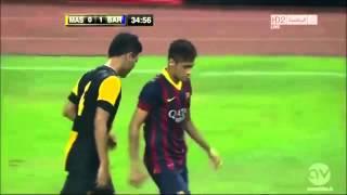 Video Neymar v Malaysia Skills Goal Highlights MP3, 3GP, MP4, WEBM, AVI, FLV September 2017