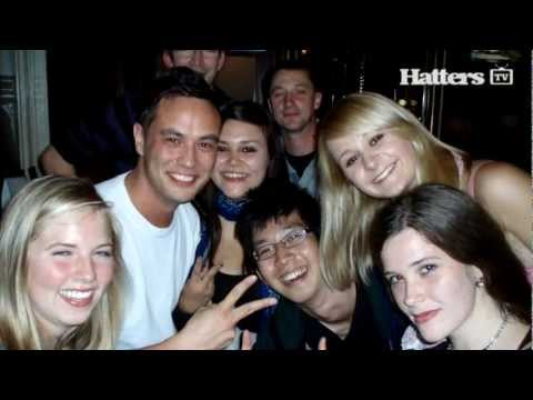 Wideo Hatters Backpack Hostel -Birmingham