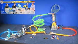 Nonton Hot Wheels Ultimate Track Set Highway 35 World Race Racegrooves Review Film Subtitle Indonesia Streaming Movie Download