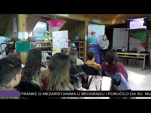 Razgovori sa đacima o novom nagradnom konkursu