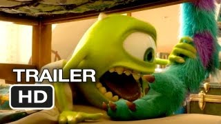 Nonton Monsters University Final Trailer (2013) Pixar Movie HD Film Subtitle Indonesia Streaming Movie Download