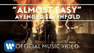 Video Avenged Sevenfold - Almost Easy [Official Music Video] MP3, 3GP, MP4, WEBM, AVI, FLV Desember 2017