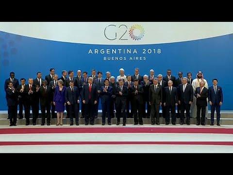 G20: Εμπόριο και Brexit κυριαρχεί στις συζητήσεις στο Μπουένος Άιρες…