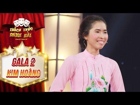 Cô gái đà đà đa tiếp tục gây sốt tại Gala Thách Thức Danh Hài