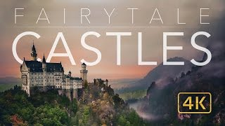 SUBSCRIBE TO WEWANNAGO TV: http://bit.ly/1FxiVp2 We're proud to present this Earth Porn compilation of Europe's most beautiful fairy tale castles and palaces. Please watch the video in 4K UHD and enjoy. This film is a perfect demonstration and example for 4K and UHD TV's and monitors.We'll be sure to upload the individual drone flights to each castle in their entirety soon.LOCATIONS FEATURED IN THIS VIDEO:Castle of Almourol(Tagus River, Vila Nova da Barquinha, Portugal)Bled Castle(Lake Bled, Slovenia)Blenheim Palace(Woodstock, Oxfordshire, England)Dvigrad Castle(Istria, Croatia)Ehrenberg Castle(Reutte, Tirol, Austria)Hohenwerfen Castle(Salzach valley, Werfen, Austria)Khotyn Fortress(Dniester River, Khotyn, Chernivtsi Oblast, Ukraine)Landskron Castle(Villach, Carinthia, Austria)Neuschwanstein Castle(Hohenschwangau, Füssen, Bavaria, Germany)Predjama Castle(Postojna, Predjama, Slovenia)Castle Stalker(Port Appin, Argyll and Bute, Scotland, United Kingdom)This video was made possible by many contributors including stock footage. Special Thanks to John Duncan for providing his aerial footage.Facebook: https://www.facebook.com/johnduncanfilmmaker/Website: http://www.john-duncan.co.uk/Filmed with DJI Phantom 3 and Phantom 4 quadcopter UAV. Fitted with Polar Pro ND filters.Thank you,Christiaan Welzel and Kseniya Welzel(WeWannaGo TV) www.WeWannaGo.tv(EARTH PORN FILMS) www.EarthPornFilms.com
