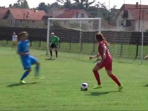 �enska fudbalska reprezentacija Srbije pobedila selekciju Slovenije