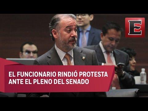 Raúl Cervantes toma las rindas de la PGR