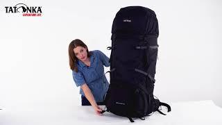 Классический туристический рюкзак большого объема Tatonka Mackay 120+15