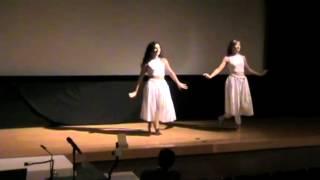 یادمان کشتار دهه شصت در مونترال-2012-رقص خورشید خانم-10از19