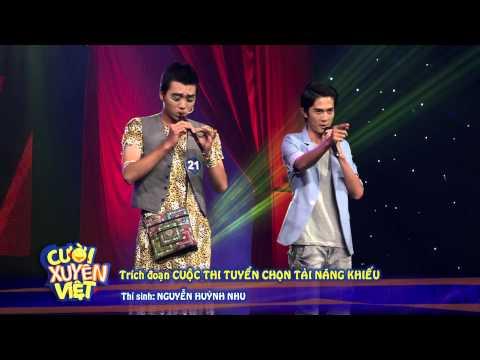 Cười Xuyên Việt Tập 2 (17/4/2015) - Những trích đoạn hài hước part 2