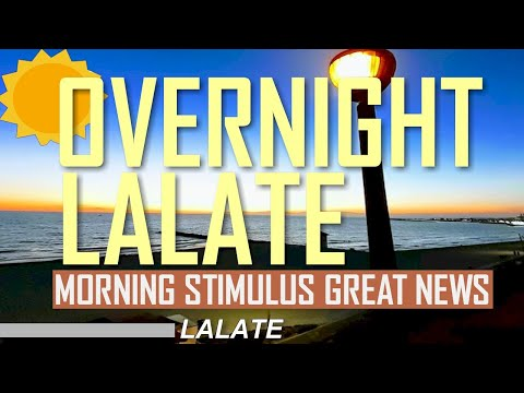 THIRD STIMULUS CHECK! $8000 FPUC RETROACTIVE $400/WEEK?! | Third Stimulus Package | OVERNIGHT LALATE