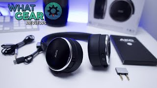 Video The Best Travel Headphones - AKG N60nc Wireless MP3, 3GP, MP4, WEBM, AVI, FLV Juli 2018