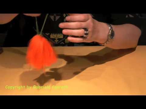 Teil 1 Quaste Orange