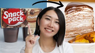 Can This Chef Make Chocolate Pudding Fancy? • Tasty by Tasty