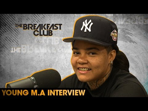 Young M.A Interview With The Breakfast Club