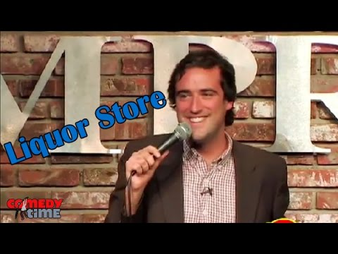Liquor Store - Comedy Time