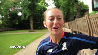On Sunday morning, some of the best players in the game will step on to Lord's to contest the 2017 Women's ICC Cricket World Cup​. We asked them what advice they would give to girls who are seeking to follow in their footsteps 👣