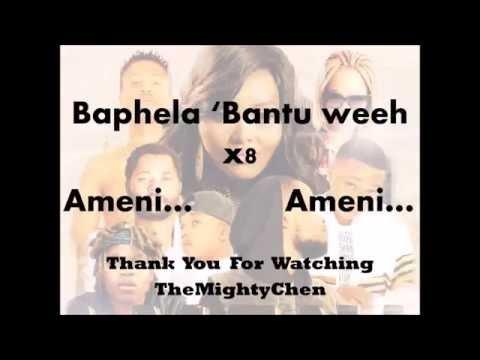 Ameni Lyrics: Miss Pru ft Emtee, Fifi Cooper, A-Reece, Sjava, Saudi, & B3nchmark