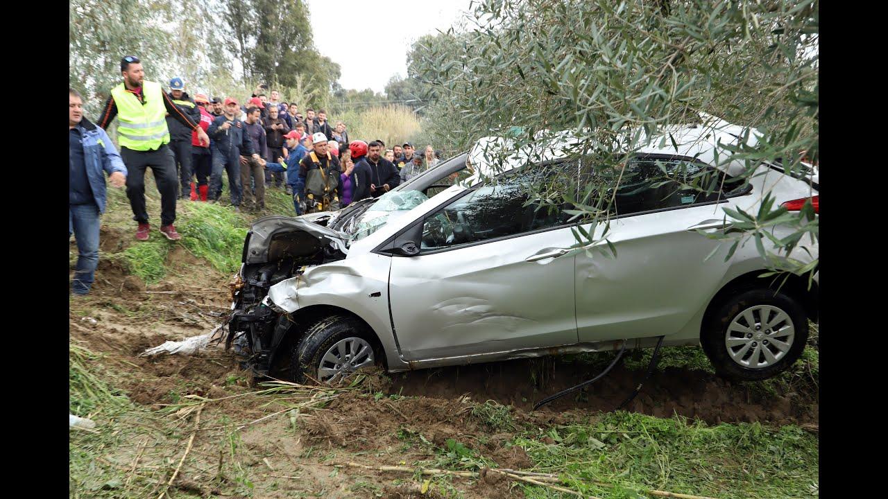 Κρήτη: Νεκροί εντοπίστηκαν και οι τέσσερις αγνοούμενοι μέσα στο όχημά τους…